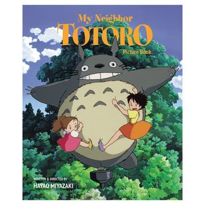 My Neighbor Totoro Book by Simon & Schuster