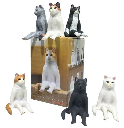 Sitting Cats Blind Box Series - PIQ