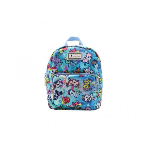 Tokidoki Watercolor Paradise Small Backpack - PIQ