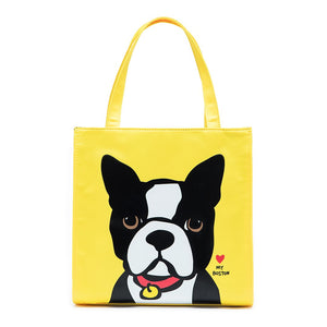 Marc Tetro Boston Terrier Small Tote