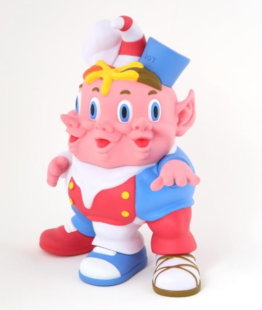 Ron English's Smack, Crack and Pot Vinyl Figure