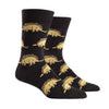 Tacosaurus Crew Socks  by Sock It To Me