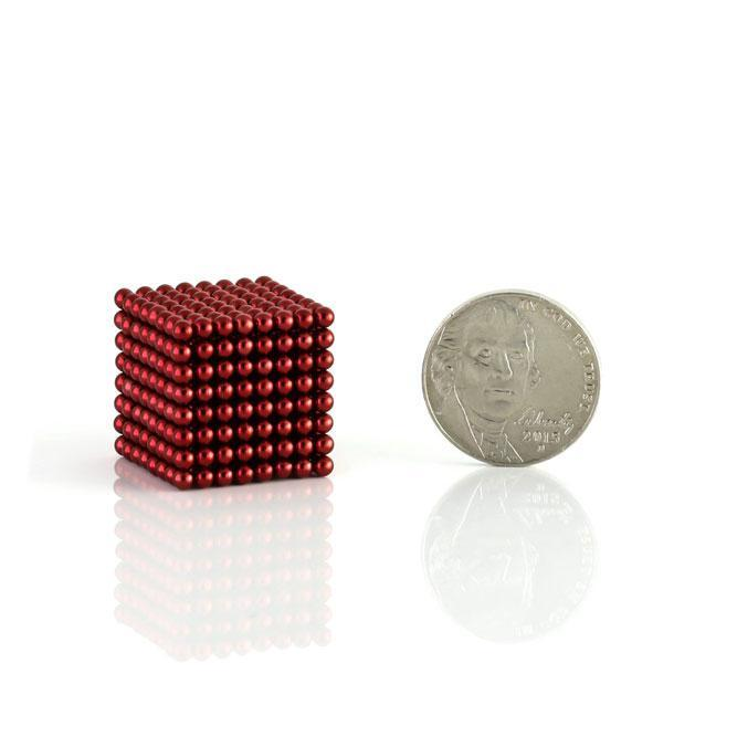 Speks 512 Magnet Set Red