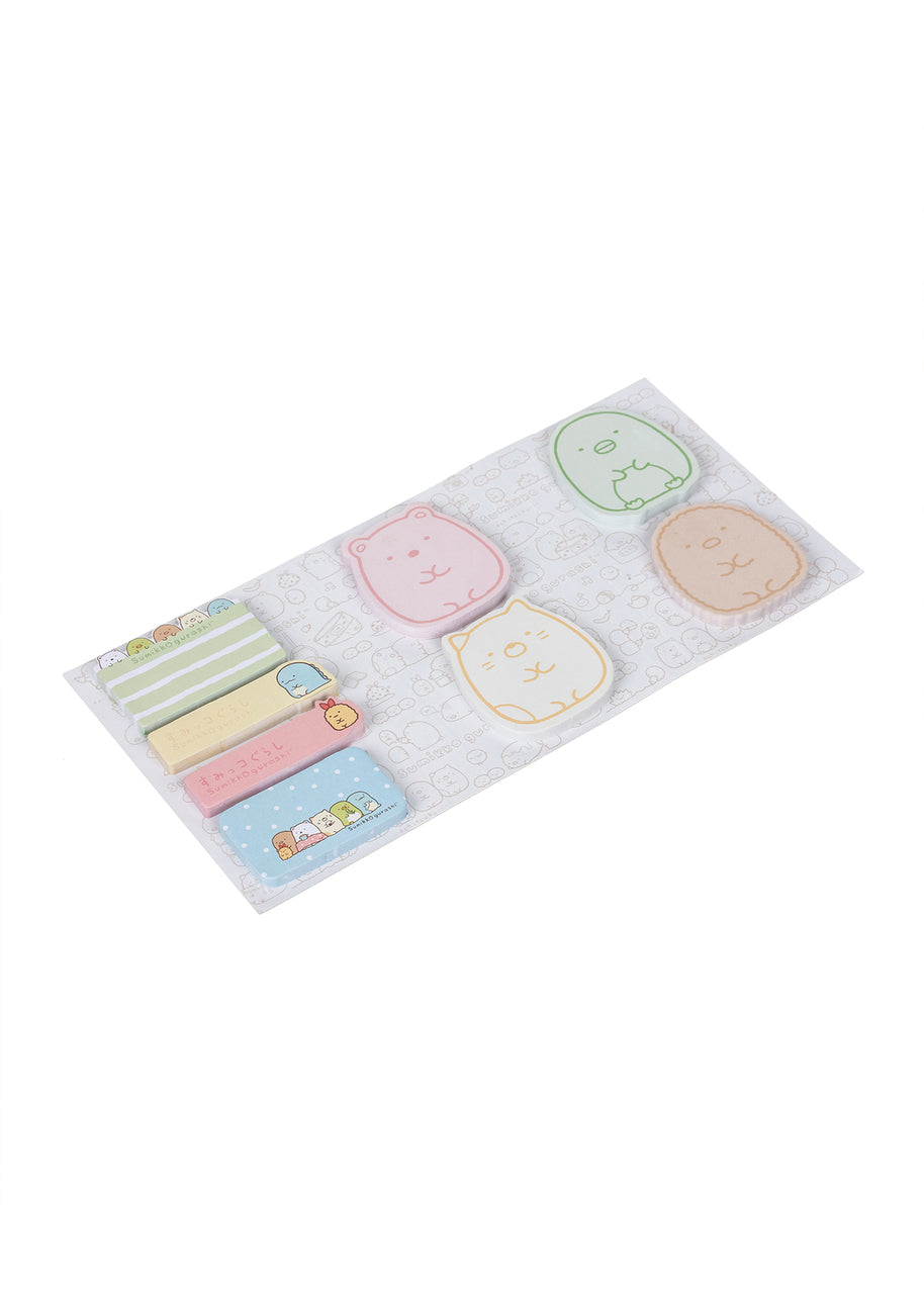 Sumikko Gurashi Sticky Notes Booklet - PIQ
