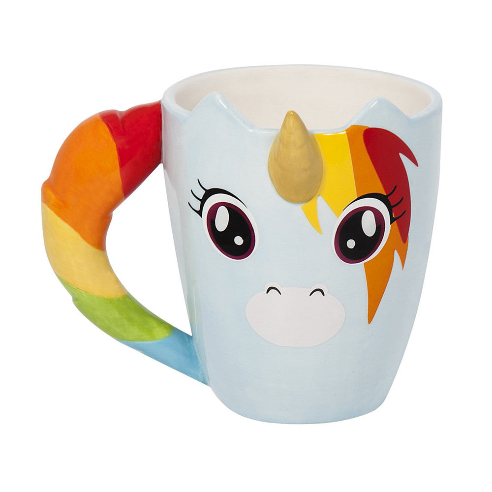 Thumbs Up Unicorn Mug