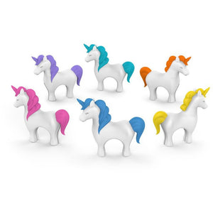 Tiny Prancers Dancing Unicorn Wine / Drink Markers - PIQ