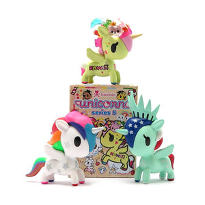 Tokidoki Unicorno Series 5 Blind Box - PIQ