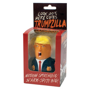 Trumpzilla Wind Up Toy from The Unemployed Philosophers Guild - PIQ