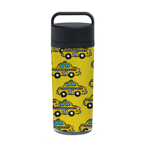 Marc Tetro Taxi Pattern All Over Tumbler