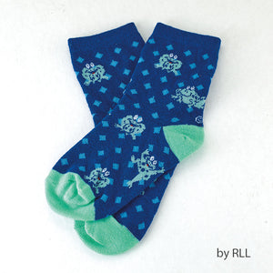 Passover Kids Crew Socks