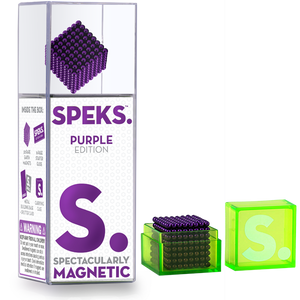 Speks 512 Magnet Set Purple - PIQ