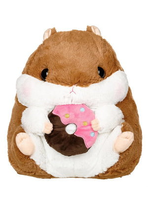 Hamster Donut Plush by Amuse