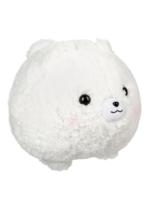 White Pomeranian Plush by Amuse