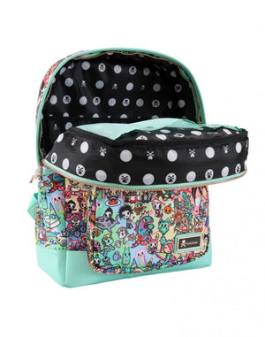 Tokidoki California Dreamin' Heart Window Backpack