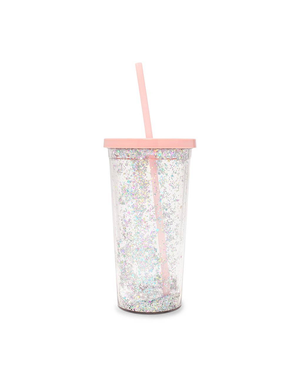 Glitter Bomb Deluxe Sip Sip Tumbler With Straw