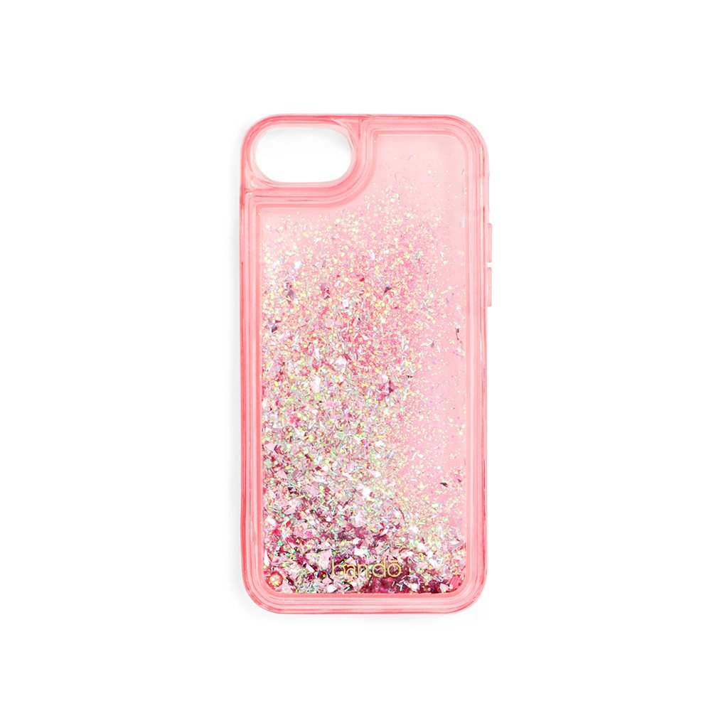 Glitter Bomb iPhone 7 Silicone Case