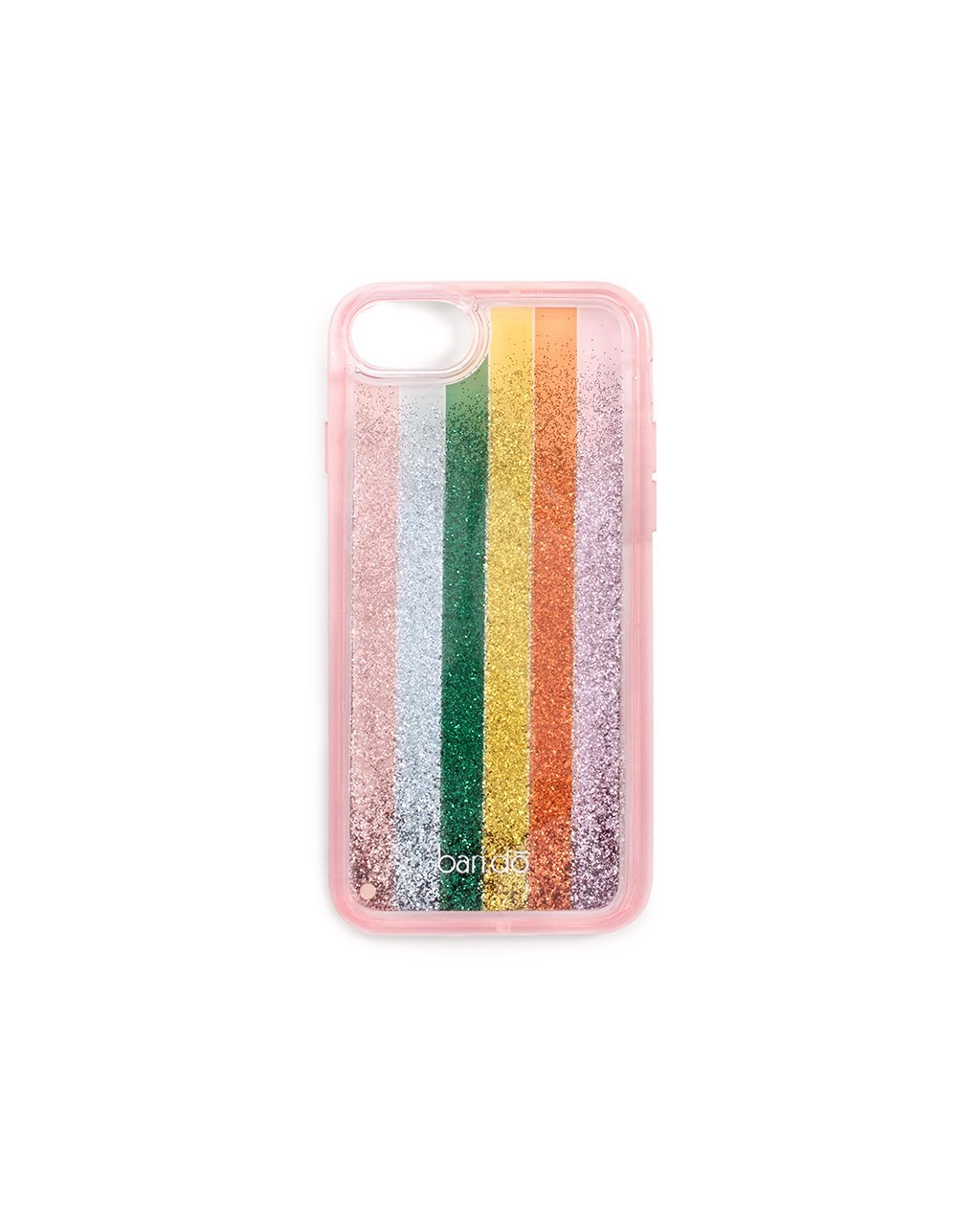 Glitter Bomb iPhone 7 Case - Color Wheel