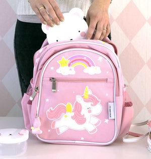 Unicorn Backpack by A Lovely Little Company