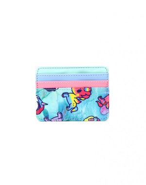 Tokidoki Watercolor Paradise Card Holder - PIQ