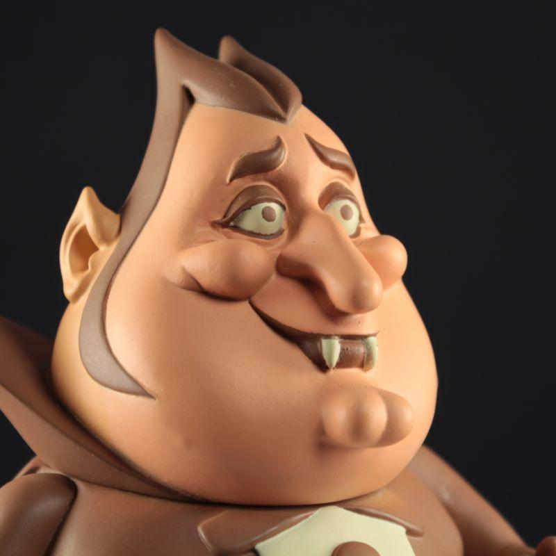 "Ron English's Count Calorie 8"" Vinyl Figure"