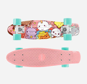 Smoko Mini Cruiser Skateboard