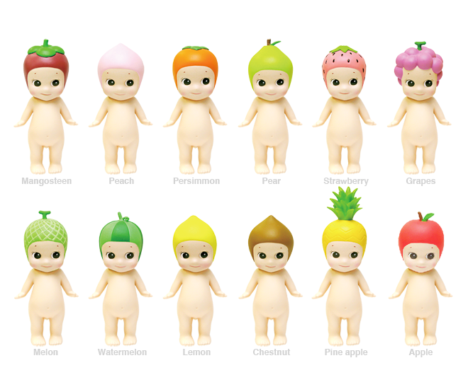 Sonny Angel Mini Figure Fruit Series  by Sonny Angel - 1