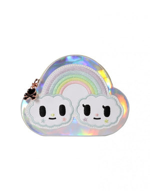 Tokidoki Pastel Pop Rainbow Coin Purse