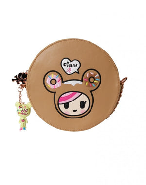 Tokidoki Sweet Gift Collection Donutella Donut Crossbody bag