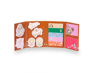 Tokidoki Donutella Sticky Notes
