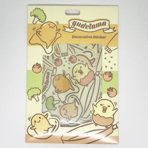 Gudetama and Friends  Decorative Sticker Set by Sanrio