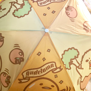 Gudetama and Friends Umbrella with Pouch by Sanrio