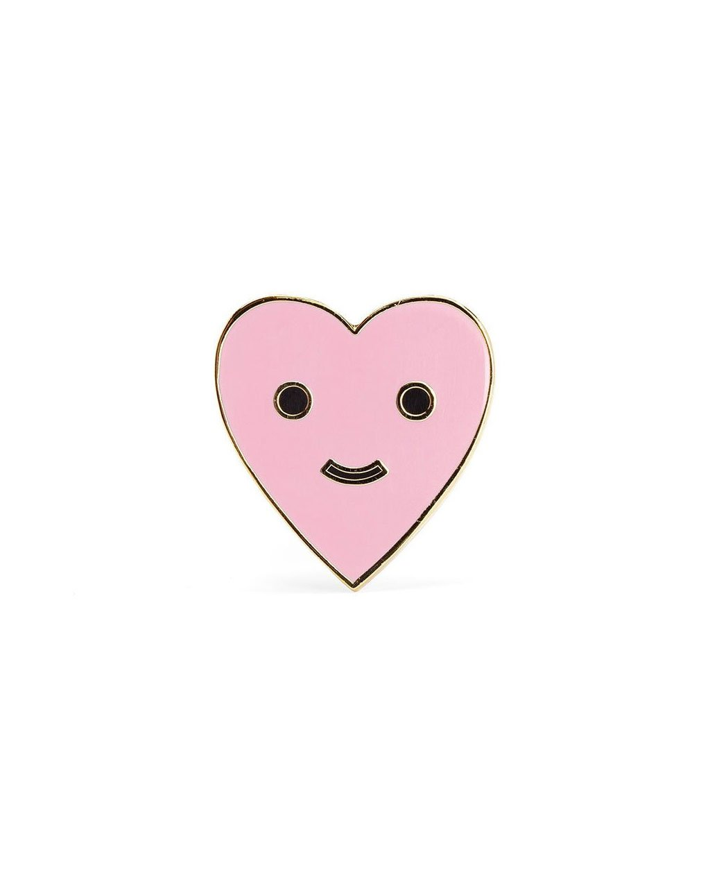 Herbie The Happy Heart Enamel Pin