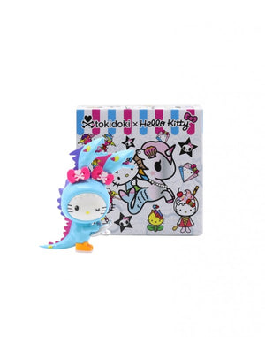 tokidoki x Hello Kitty Blind Box Series 2 godzilla reptar