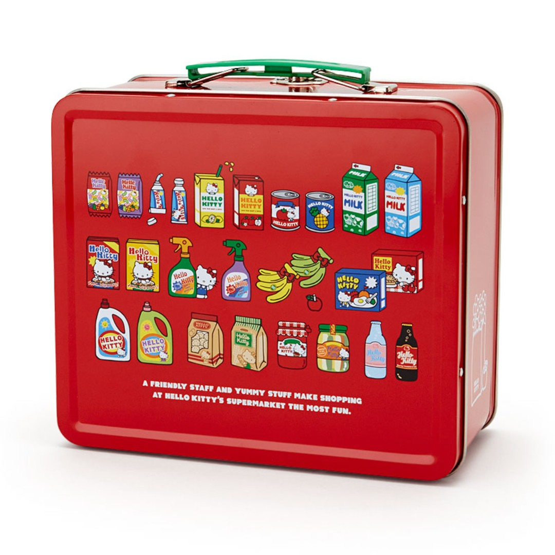 Hello Kitty American Supermarket Lunchbox by Sanrio