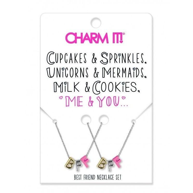 Charm It! BFF Necklace Set