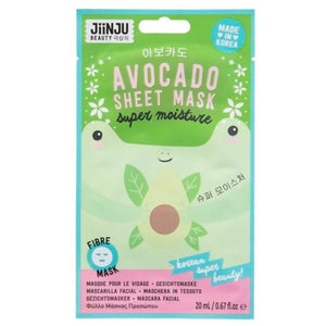 JiinJu Avocado Sheet Mask