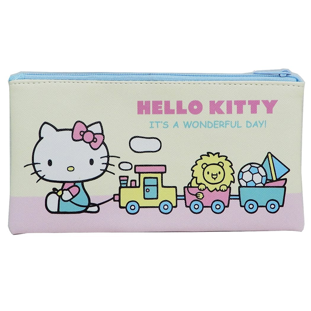 Hello Kitty Zip Pouch by Sanrio