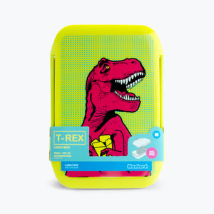 T-Rex Bento Style Lunch Box