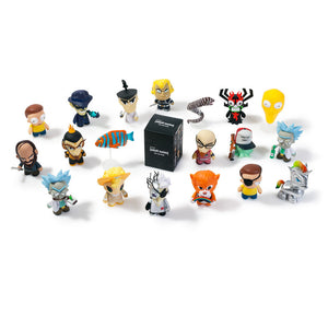 "Adult Swim Blind Box 3"" Mini Series by Kid Robot"