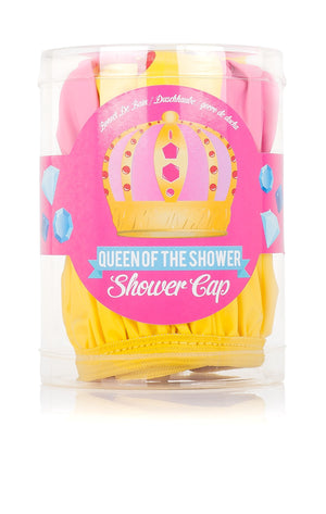Queen of the Shower Cap