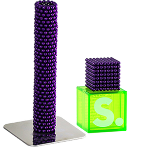 Speks 512 Magnet Set Purple