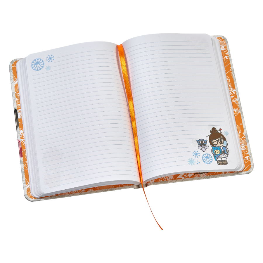 Tokidoki x Overwatch Notebook