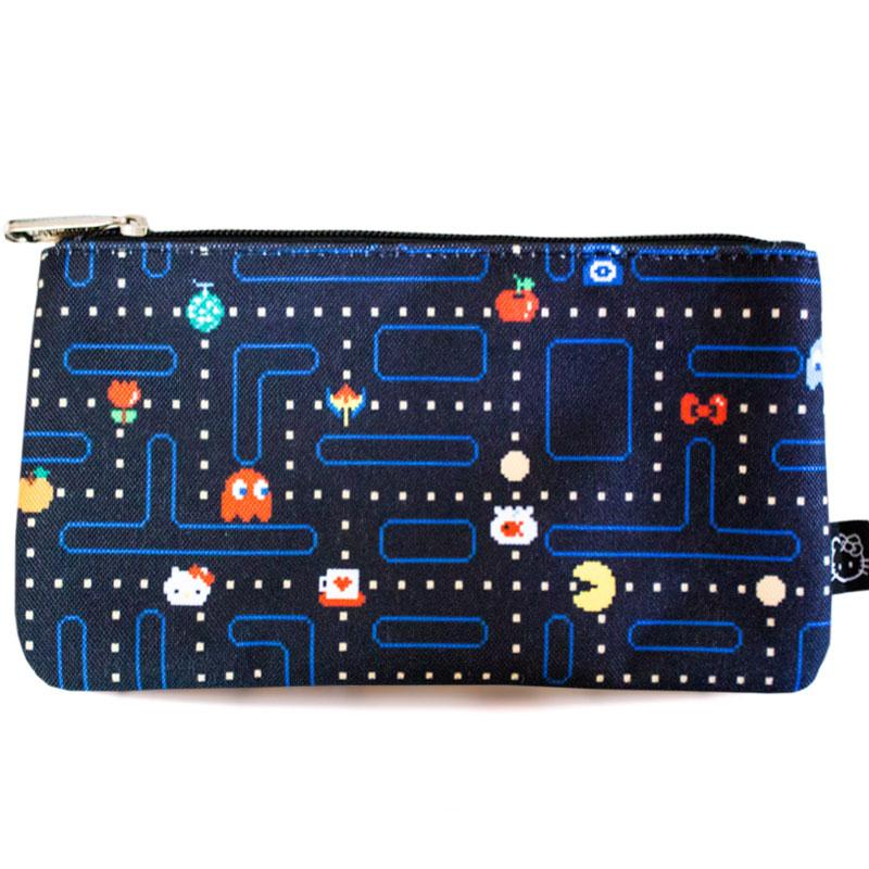 Hello Kitty x Pac Man Maze Pencil Case