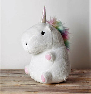 Smoko Uni Unicorn Glowing Pillow