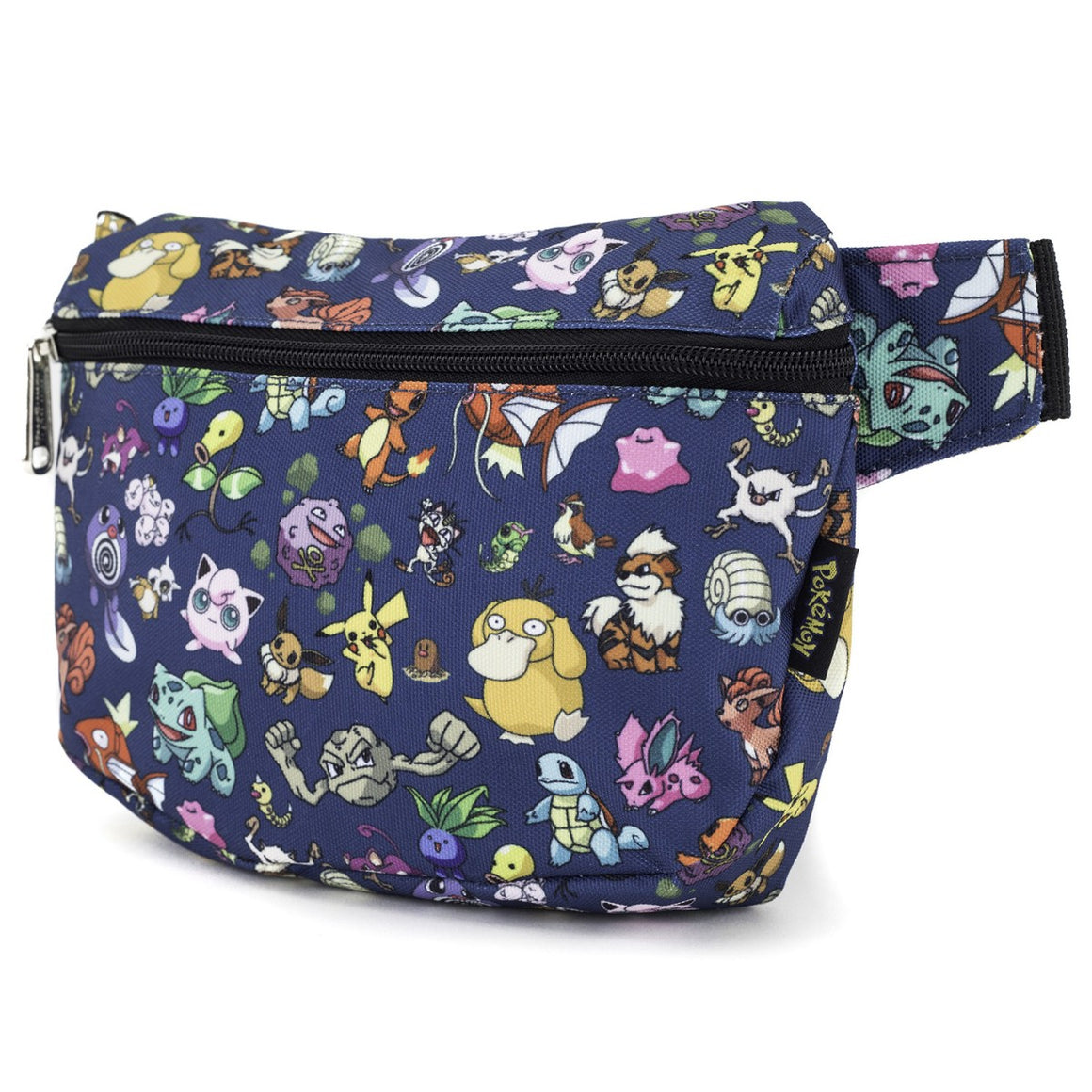 Loungefly x Pokémon First Generation Print Fanny Pack
