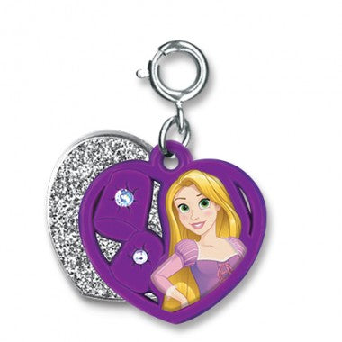 Charm It - Rapunzel Swivel Heart
