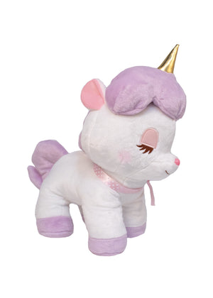 Purple Unicorn Large Plush by Amuse - PIQ