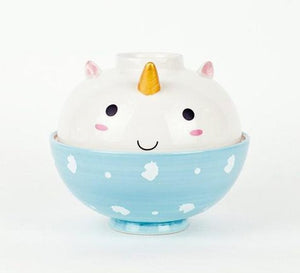 Elodie Unicorn Ramen Bowl Set