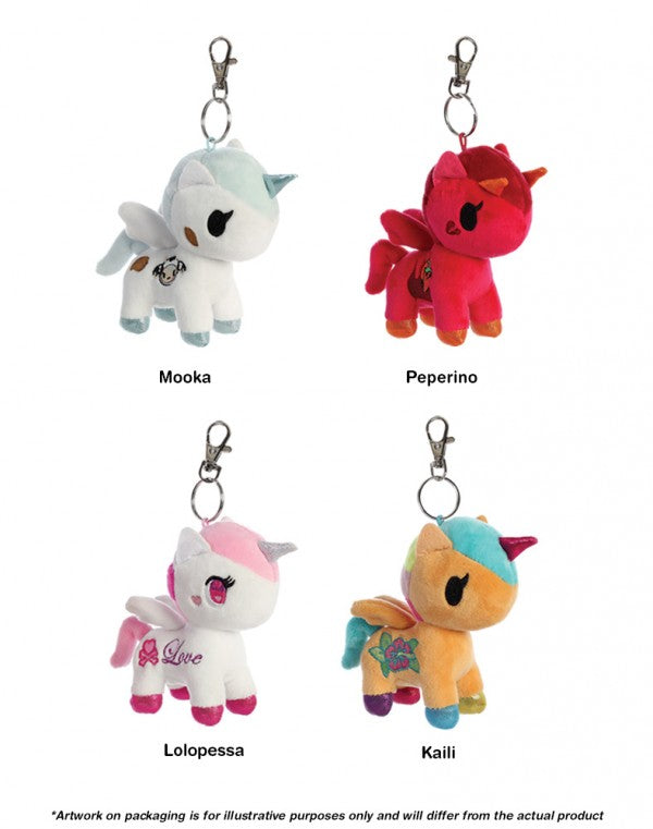 Tokidoki Unicorno Blind Bag Plush Series