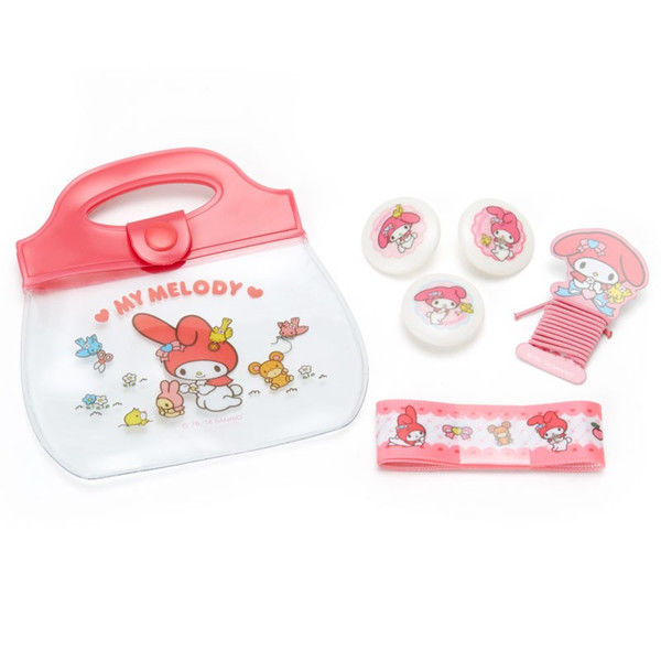 My Melody Accessories Kit by Sanrio - PIQ